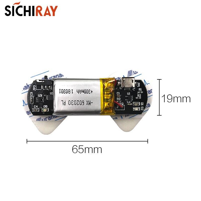 Image 4 - BMD101 ЭКГ датчики датчик сердечного ритма для Arduino второго развития HRV биообратная Связь Смарт Bluetooth Носимых устройствtransmissiontransmission moduletransmission sensors  АлиЭкспресс