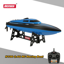 Remote-Control Speedboat Skytech H100 Racing Electric Flip 180 20km/H