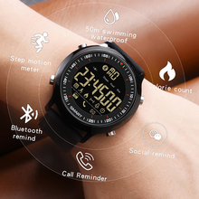PANARS Smart Sport Watch Men IOS Android Digital Watch Bluetooth Intelligent Watches Man Pedometer Fitness Bracelet Sportswatch