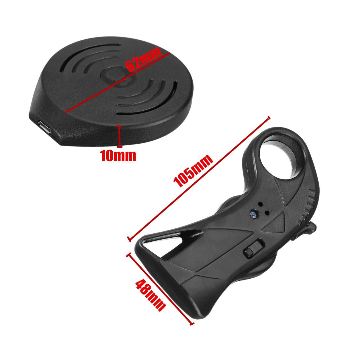 2.4 Ghz télécommande électrique de planche à roulettes avec le récepteur universel pour le Scooter de planche à roulettes de Longboard imperméable - 5