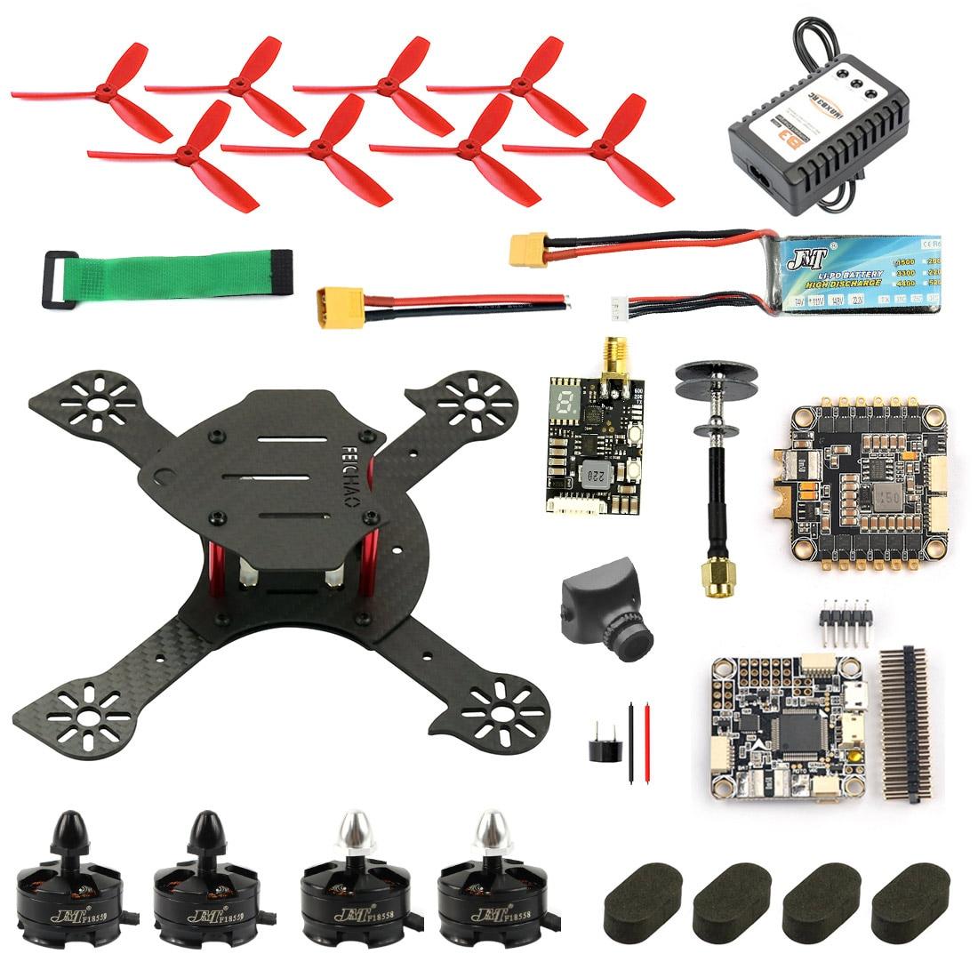 MT DIY FPV Raer Drone Quadcopter PNP F4 Pro V2 Flight Contro