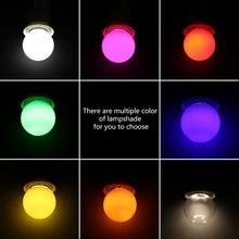 18W 15W 12W 9W 6W 3W E27 Round Shaped LED Light Bulb Home Bar Party Festival Decorative Lamp Lighting led lampen