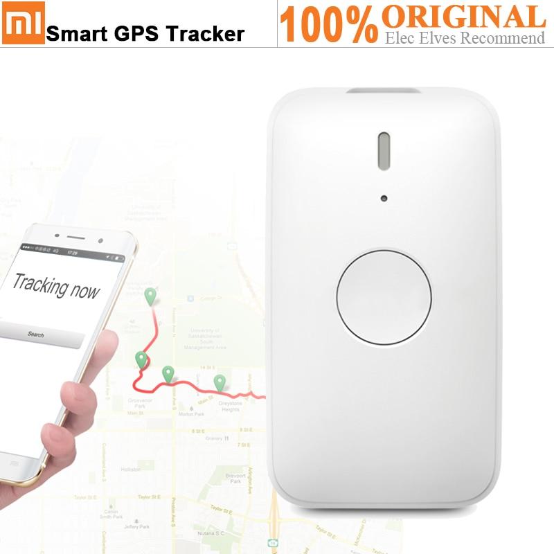 Xiao mi mi Smart GPS Tracker Lapin Positionnement Téléphone Anti-perdu GPS mi cro Tracker en temps Réel Position téléphone Intelligent Télécommande