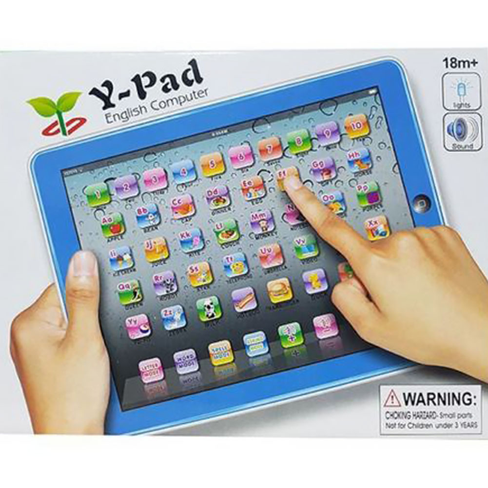 Electronic Toys Tablet Early Educational Alphabet Computer ...