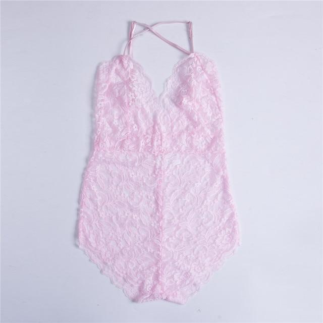 Lace Bodysuits 2