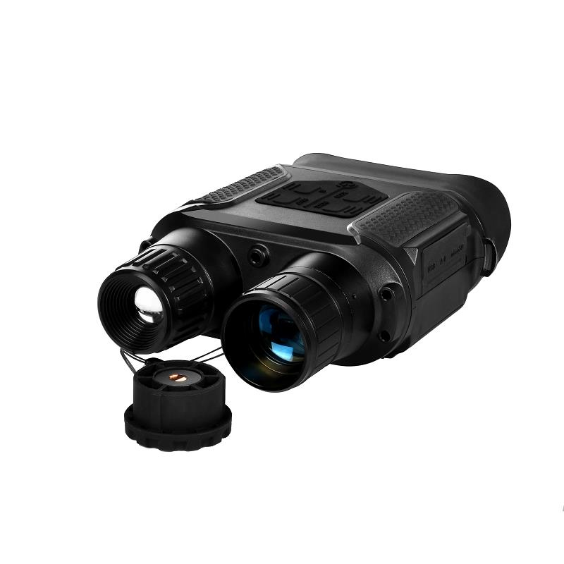Image 4 - NV400B 7X31 Infared Digital Hunting Night Vision Binoculars 2.0 LCD military Day and Night Vision Goggles Telescope for Hunting-in Monocular/Binoculars from Sports & Entertainment