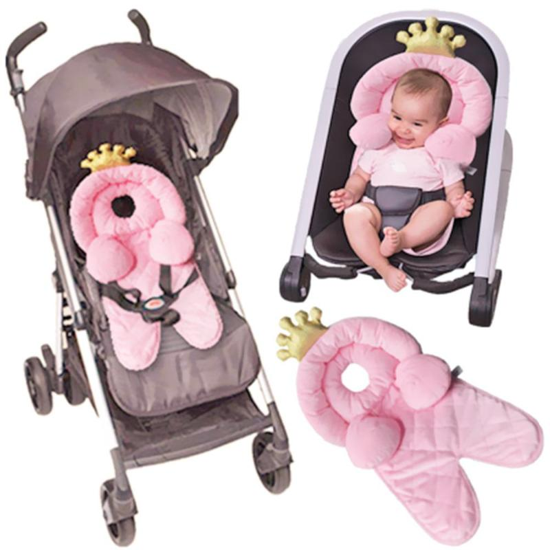 Pink Fnova Mini Buggy Board with Seat,Standing Board,Seat Removable and Assembling Ideal for Smaller Strollers Contains Instruction Manuals