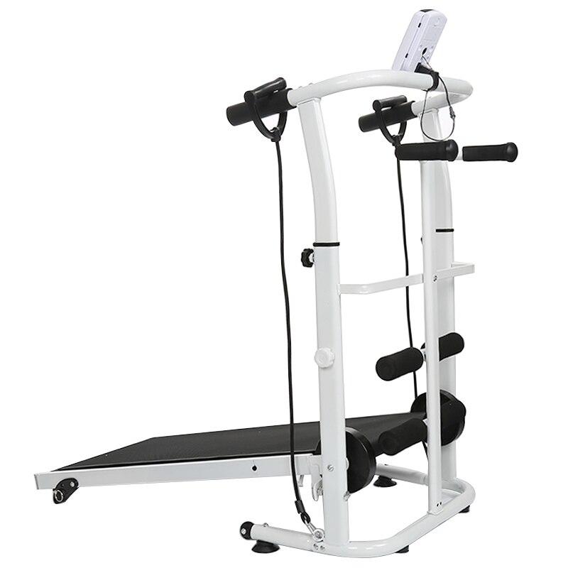 Professionnel Mécanique Mouvement Tapis Roulant Conseils Twist Sit-Up Sport 3 Dans 1 Stepper de Course Simulateur Équipement de Conditionnement Physique HWC - 5