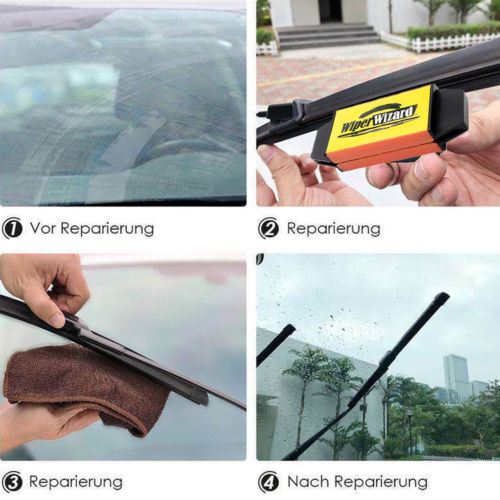 Image 3 - 1x Pro Auto Car Wiper Cutter Repair Tool for Windshield Windscreen Wiper Blade Scratches Repair Restorer Tool-in Cleaning Brushes from Home & Garden