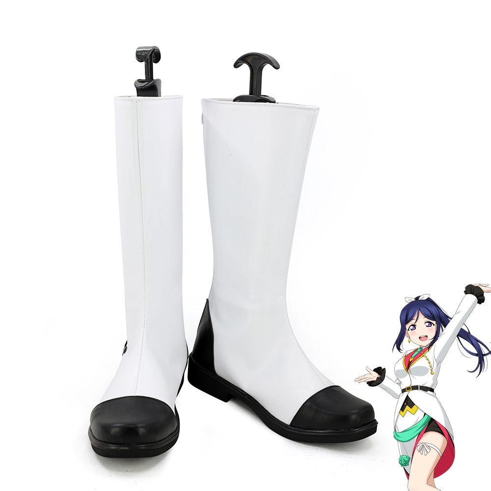 Lovelive Sunshine MIRAI TICKET Kanan Matsuura Cosplay Shoes Women Boots