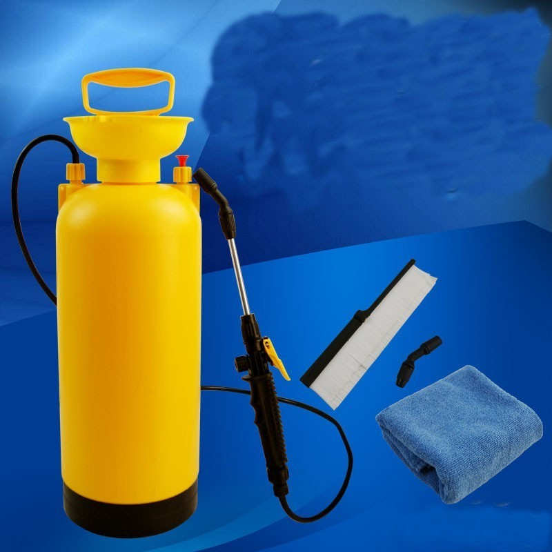 Washing pressure washer Car Accessories 8L Car Wash Device Portable Household High Pressure Washer Water Gun