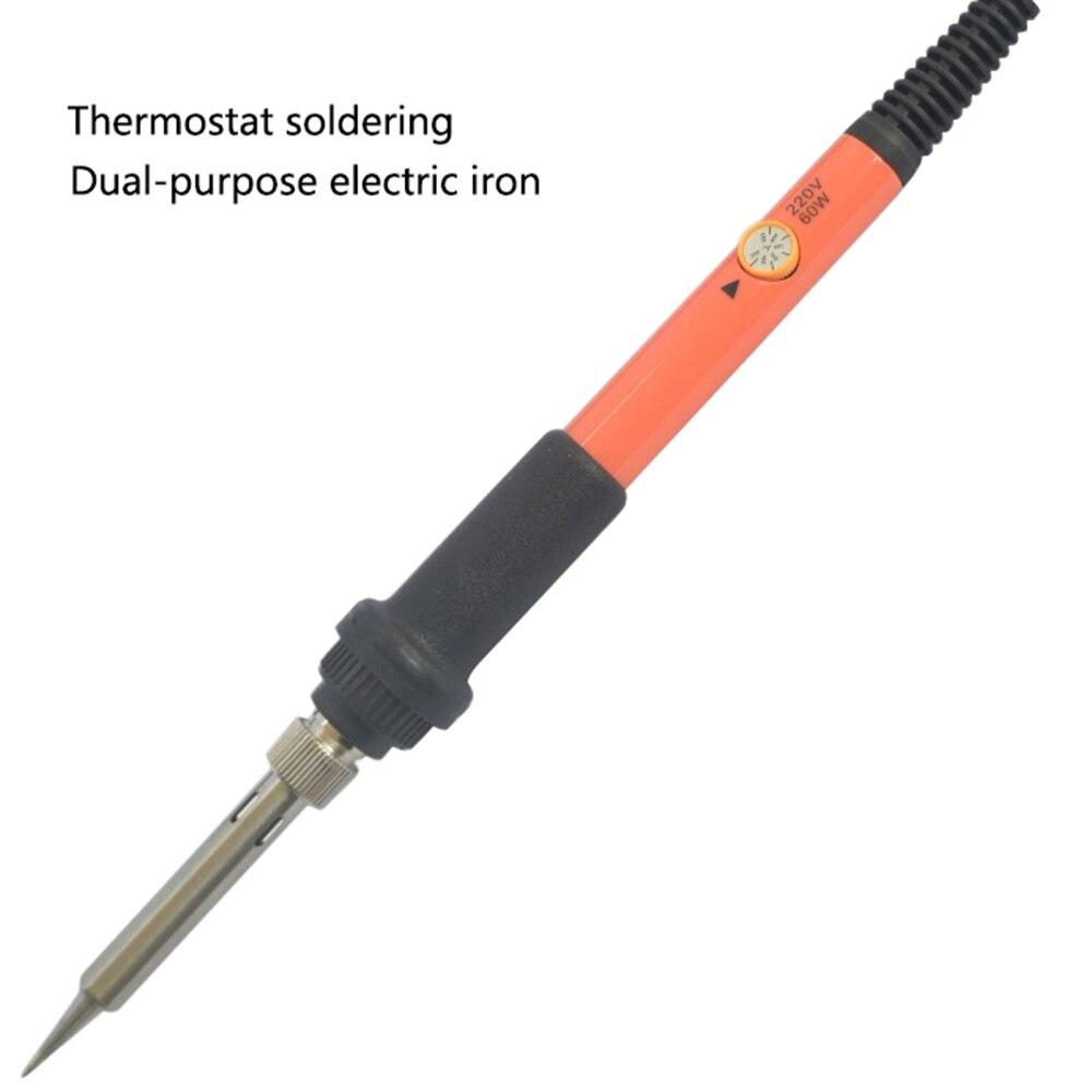כרטיסי טלויזיה ועריכה 37 חתיכות של טמפרטורה מתכווננת מברשת אירופי סגנון Carving ברזל מיתוג מברשת הסט Eu Plug (4)