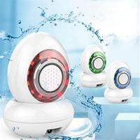 Hydrated Face Liftting And Tightness Colorful Beauty Instrument Water Tender Skin Instrument Skin Tightening Massager