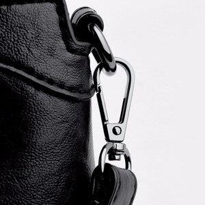 Image 5 - 2019 נקבה Messenger שק עיקרי גבירותיי תיק יד נשים עור תיקים באיכות גבוהה נסיעות כתף תיק Bolsa Feminina חדש