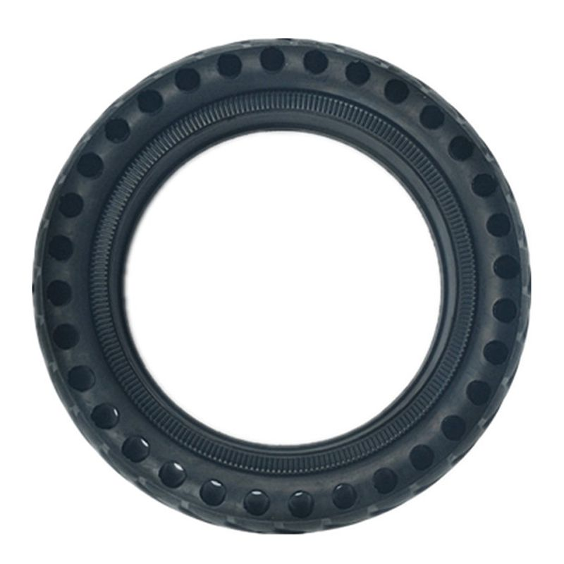 Upgraded Rubber Damping Solid Tire For Xiaomi Mijia M365 8.5 Inch Scooter Non-Pneumatic Tyre Shock Absorber Anti-slip Durable