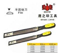 встряхнуться тайвань сделало 200 мм половина круглый напильник распер т12 специальная сталь обрезки ручной инструмент, № 07302 оптовая