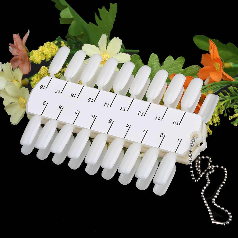 Накладные ногти двухслойные ногти цветные карты Макияж дизайн ногтей Практика Обучение дизайн набор цветов лака цвет Swatches 36 советы