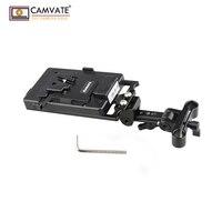 CAMVATE батарея поддержка Rig с V блокировка блока питания сплиттер C1888 1