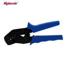 Terminal lug crimping tool SN-16WF multifunctional ratchet electrical wire  crimpers 6.0-16mm2 cable crimping pliers