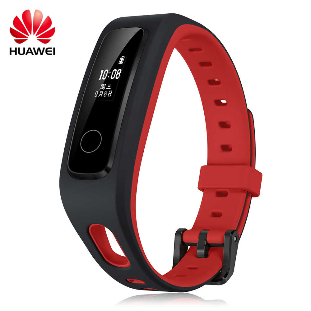 Huawei smart watch Honor 4 Fitness Tracker Sport Polsband Bluetooth4.2 50M Waterdichte Sleep Monitor huawei watch