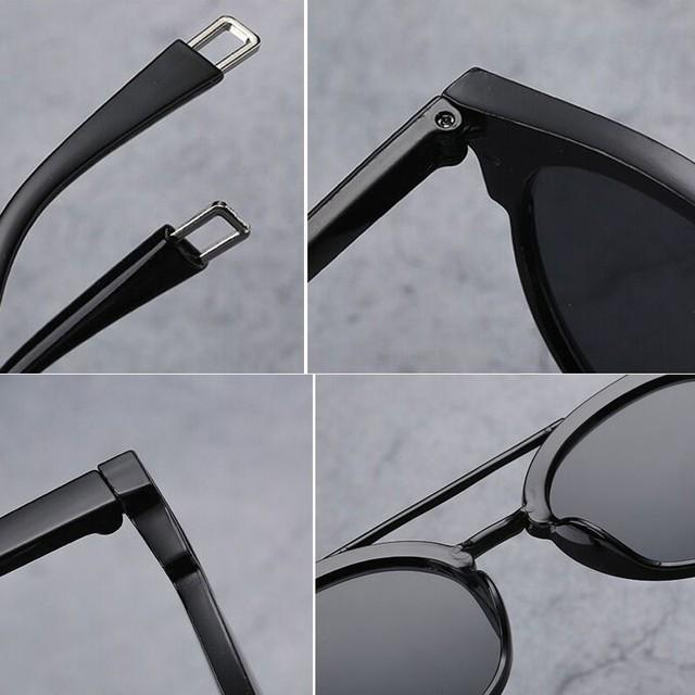 Cat Eye Sunglasses Women Luxury Brand Designer Vintage Cute Sexy Sun Glasses Female Retro Red Black Eyewear Shades