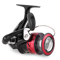 DAIWA 2BB Collapsible Fishing Reel Spinning Fishing Reel Smooth Metal Spool Left Right Interchangeable Fishing Reel For Pesca