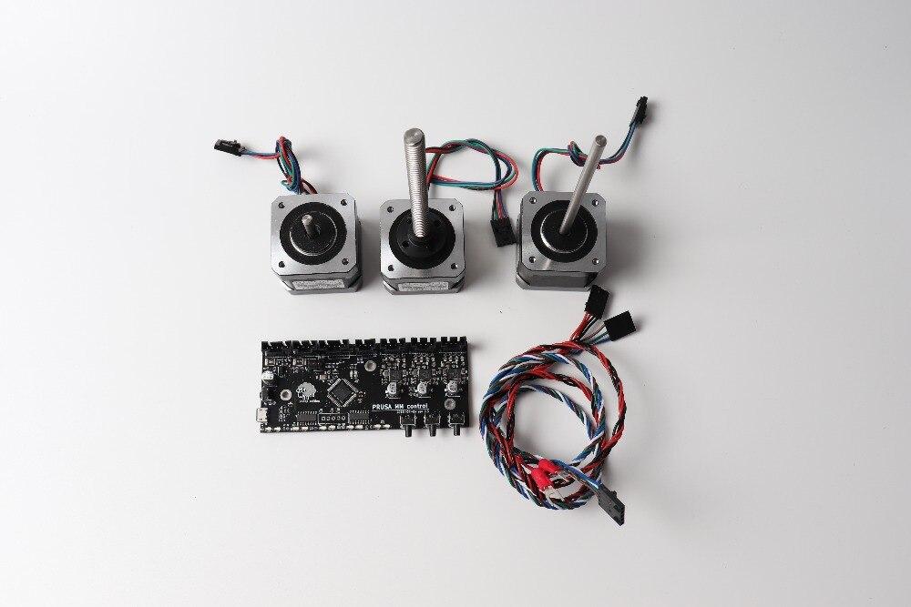 Prusa i3 MK3 Multi Matériaux 2.0 conseil, moteurs kit, câble d'alimentation, câble de signal ensemble livraison gratuite