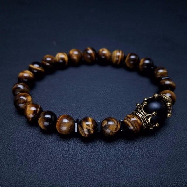 Pierre Oeil De Tigre Bracelet