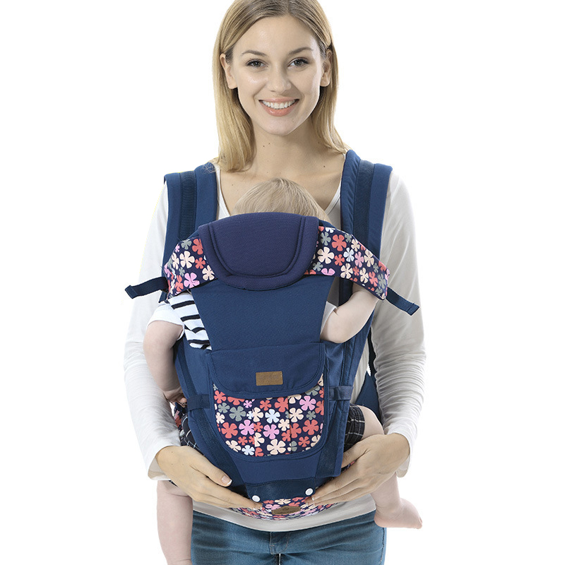 Ergonomic Baby Carrier Baby Waist Stool Walker Hipseat Sling Adjustable Toddler Front Holder Wrap Belt Holder Hip Seat Belt