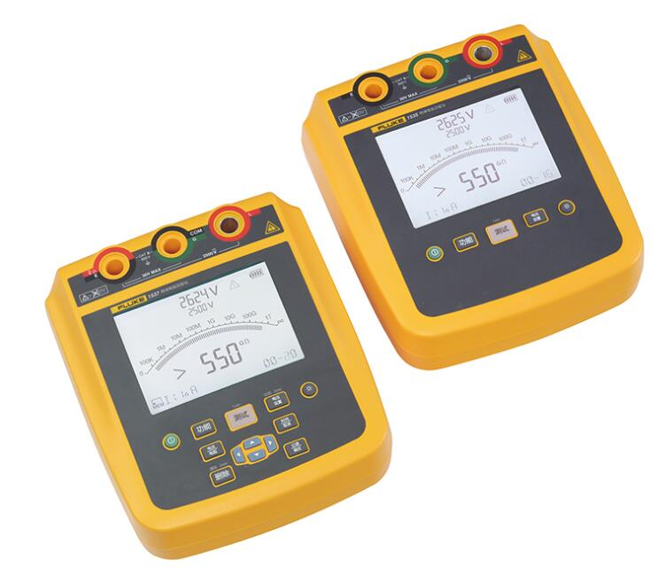 US $2155 0 |Fluke 1537 Insulation Resistance Tester Megohmmeter  multimeter-in Resistance Meters from Tools on Aliexpress com | Alibaba Group