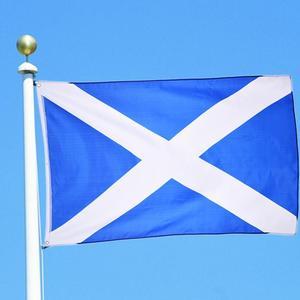 3x5 Scotland Cross Flag Saint Andrew Banner Saltire Scottish Pennant Office/Activity/Festival/Home Decoration New fashion(China)