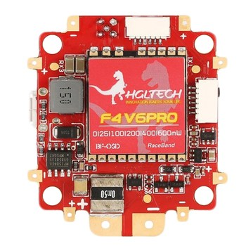 for Vehicles & Remote Control Toys Flight Controller Hglrc F4 V6 Pro Fc 5.8Ghz 48Ch Switchable Vtx W/5V Bec Osd Pdb