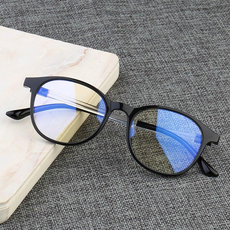 Fashion  Anti Blue Light Glasses Women Men Anti Radiation Computer Eyeglasses Gaming Goggles Trend Anti Blue Ray Eyewear