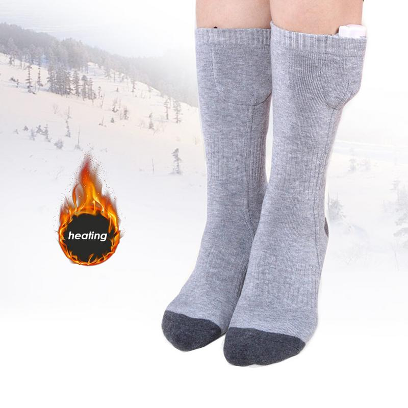 fiapos elétrico aquecido palmilhas de sapato inverno
