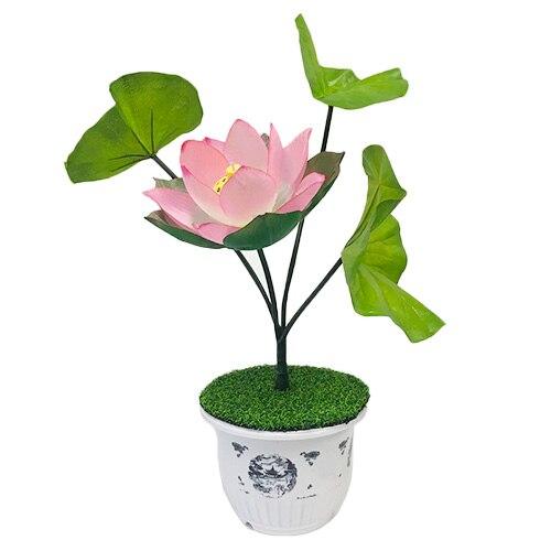 Fleurs de Lotus Illusions magiques tours de magie pour les magiciens professionnels scène jouets étonnants Coloriage Magique