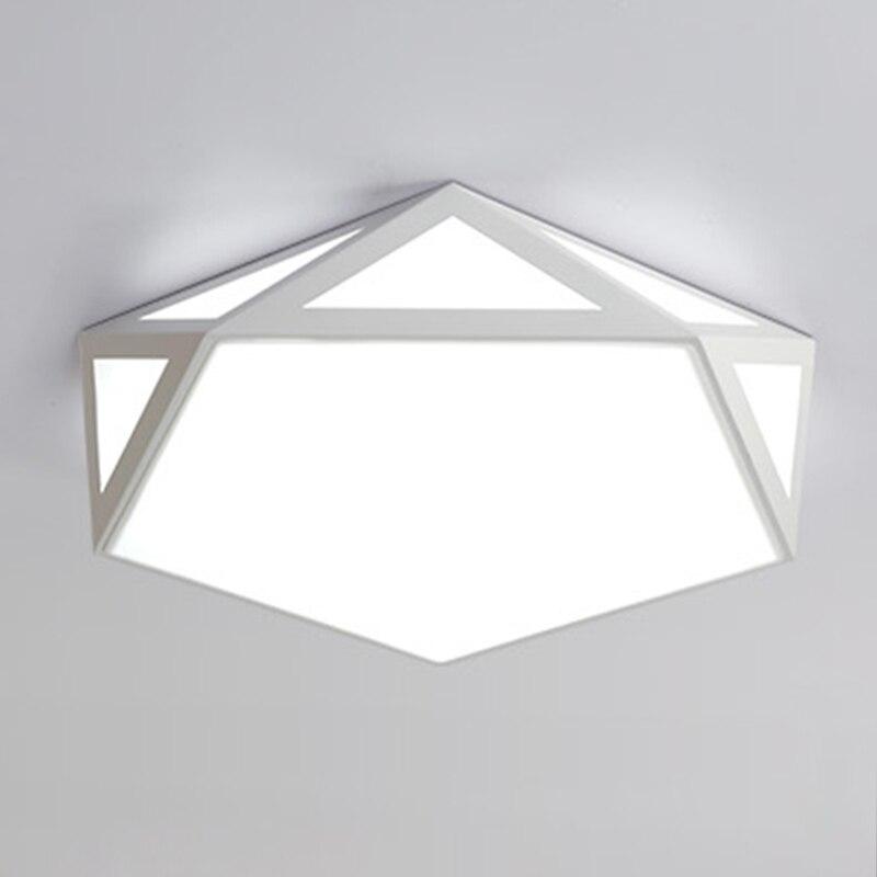 24 W LED plafonnier créatif lampe de montage encastré pour salon chambre AC220V