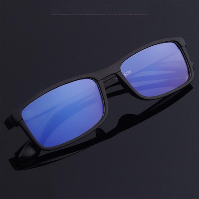 XojoX Anti-luz azul Homens Mulheres Óculos de Leitura Óculos Hipermetropia  Presbiopia Óculos De Dioptria e589d8a787