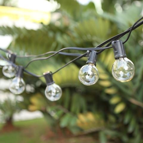ip44 g40 de tungstenio lampada incandescente globo