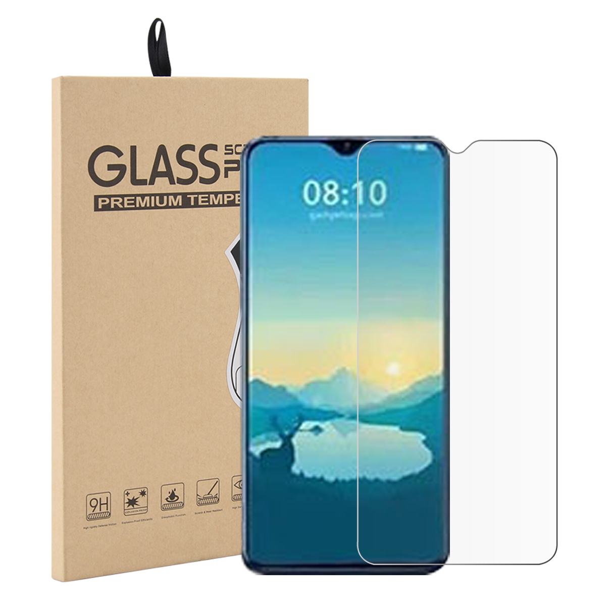 For Xiaomi Mi 9 Mi 9 SE Tempered Glass Anti-Scratch Screen Protector For Xiaomi Mi 9 Mi9 SE Protective Film With Paper Package