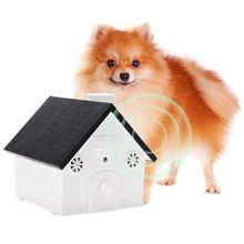 Антилай устройство управления DeviceBark с регулируемым ультра звуковым уровнем управления безопасно для маленьких средних и больших собак