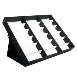 Солнцезащитные очки подставка для демонстрации товаров подставка солнцезащитные очки Дисплей лоток стенд Ящик Для Хранения Чехол лоток