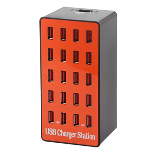 Image 3 - USB Smart Charger 20 Ports USB Hub Fast Charging Station Power Adapter Universal for Phone iPhone 8 Plus X iPad Huawei