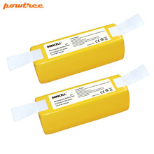 14.4V 3800mAh Ni-MH Rechargeable Battery for Irobot Roomba 500 510 530 531 535 540 545 550 560 562 570 580 581 600 780 L15 батарея аккумуляторная для пылесоса irobot roomba 500 510 530 560 780 3000 mah
