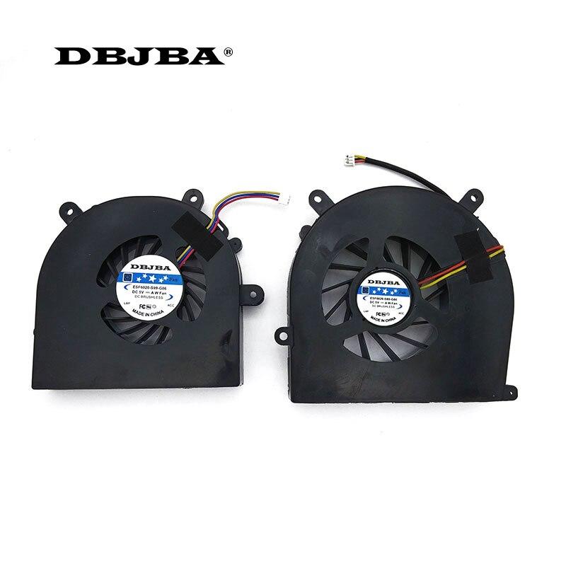 Nouveau GPU + ventilateur cpu POUR Clevo Sager NP8130 NP8170 NP8150 NP9150 6-23-AX510-012 6-31-X720S-101