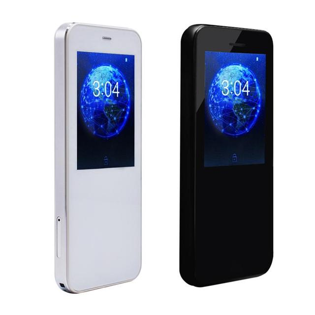 US $74 24 25% OFF|Portable Smart Voice Translator Upgrade Version For  Learning Travel Business Meeting 49 Language Translator Touch Screen-in