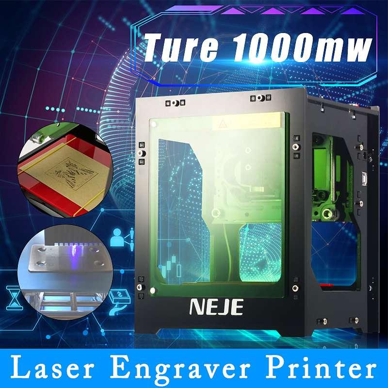 Туры 1000 МВт ЧПУ лазерная гравировка машина USB Настольный лазерный резьба машина DIY логотип знак принтер резак для WIN