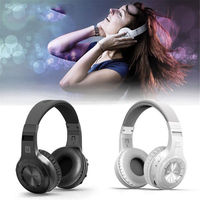 Bluedio Bluetooth 4.1 Headset Turbine Hurricane H Wireless Stereo Headphones