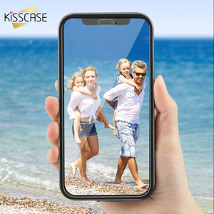Image 2 - KISSCASE Waterproof Phone Case For iPhone 6 6S 7 8 Plus SE 5 Water Proof Swimming Diving Coque Cover For iPhone X XR XS Max Case