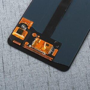 Image 5 - Ocolor para blackview max 1 display lcd e tela de toque digitador assembléia substituição com ferramentas + cola filme para blackview max 1