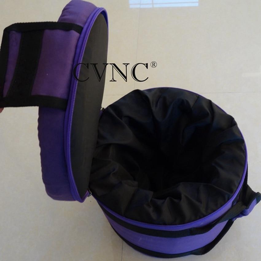 Canvas Carrier Bag for 11 - 12 Crystal Singing BowlsCanvas Carrier Bag for 11 - 12 Crystal Singing Bowls